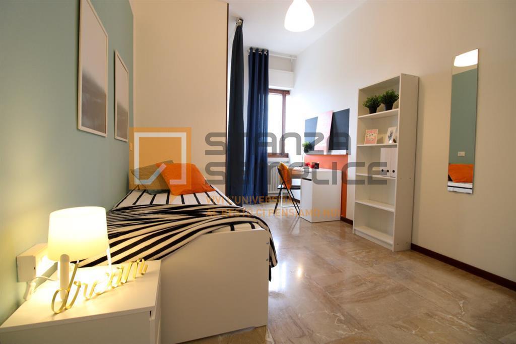 Stanza in affitto in Via Creta 30, Brescia